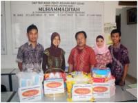 Jum'at Peduli Simply Homy Bandung – Panti Asuhan Bayi Sehat Muhammadiyah