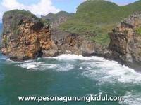 Pantai-Pantai Indah di Daerah Wonosari