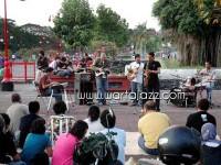 Event Jazz Mben Senen di Jogja