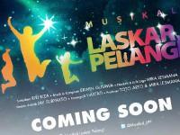 Event Drama Musikal Laskar Pelangi di Jogja Expo Center