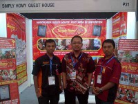 Simply Homy Mengikuti  International Franchise, License & Business Concept Expo & Conference (IFRA) 2012