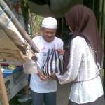 Simply Homy Jumat Peduli – Bagi bagi Paket Sembako