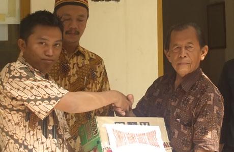 Jumat Peduli Simply Homy Panti Asuhan Yayasan Tuna Netra Islam