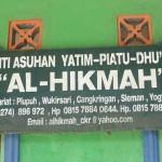 Jumat Peduli Simply Homy di Panti Asuhan Al Hikmah – Cangkringan
