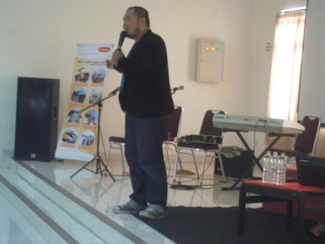 Partisipasi Simply Homy dan Magenta Radio UNY dalam Kegiatan Workshop Kepenyiaran Broadcast Your Passion