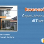 Reservasi Online di Tiket.com