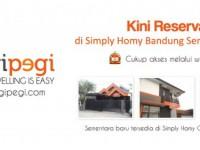Reservasi Online via pegipegi.com