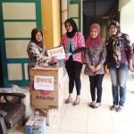 """Jumat Peduli Simply Homy Guest House di Panti Asuhan Yatim Piatu Putri """"Aisyiyah"""" Yogyakarta"""
