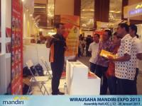 Simply Homy Mengikuti Pameran Wirausaha Mandiri Expo 2013