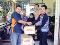 Jumat Peduli Simply Homy Bandung di Panti Sosial Tresna Wredha (Ptsw) Budi Pertiwi Bandung