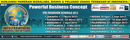 Roadshow IFBC 2013