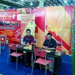 Simply Homy Mengikuti Road Show IFBC 2013 di Balai Kartini Jakarta