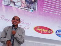 Kegiatan Simply Homy Peduli, 28 Pebruari 2013 di Panti Asuhan Miftahunnajah- Ponpes Al Mumtaz