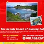 Paket Wisata Pantai Simply Homy
