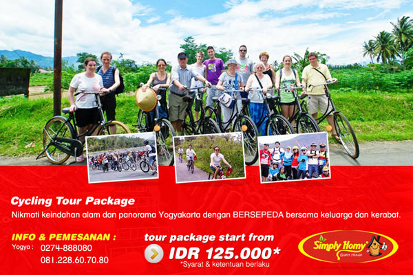 Cycling Tour Package Simply Homy