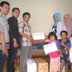 Jumat Peduli di Panti Asuhan Madania Yogyakarta
