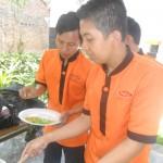 kompetisi masak menu breakfast simply homy guest house