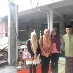 Jumat Peduli Simply Homy di Masjid Baitul Muhtadin