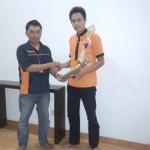 Silaturahmi dan Penghargaan Housekeeper of The Month