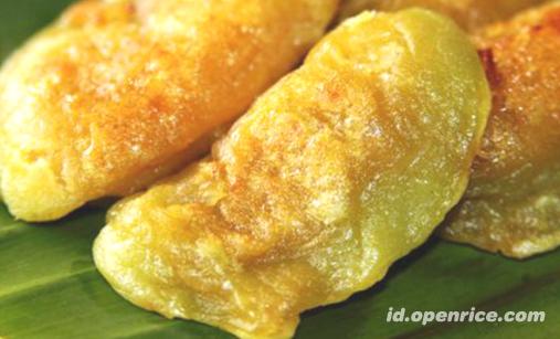 Kipo, Makanan Khas Kotagede