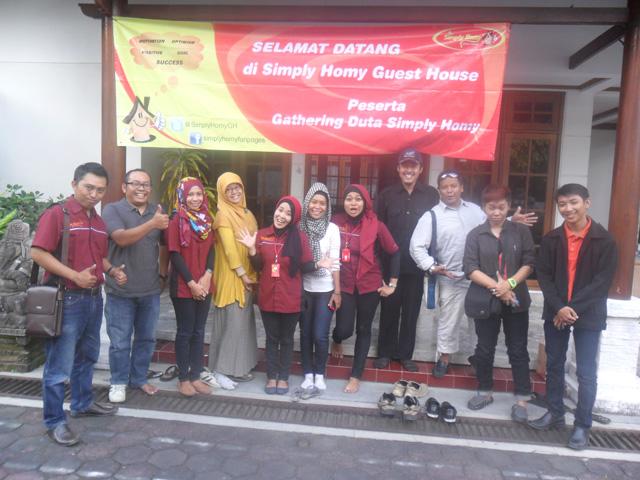 Gathering Duta Simply Homy ke-3