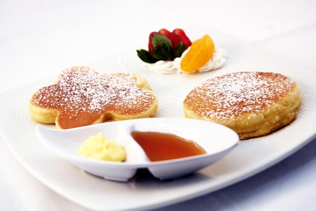 Pancake, Si Cantik Roti Bundar Pipih