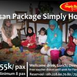 Paket Arisan Simply Homy