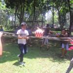 Outbond Simply Homy di Taman Kyai Langgeng