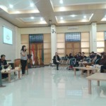 event bazaar dan talkshow di universitas pasundan