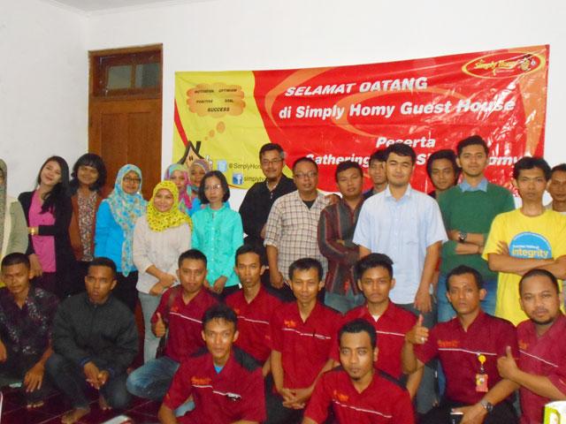 Gathering Duta Simply Homy ke-5