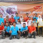 """SIMPLY GROUP PEDULI """"BERBAGI"""", 13 April 2015"""