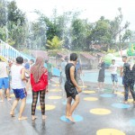Outbond di Galaxy Waterpark