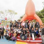 Serunya Outbond di Galaxy Waterpark Yogyakarta