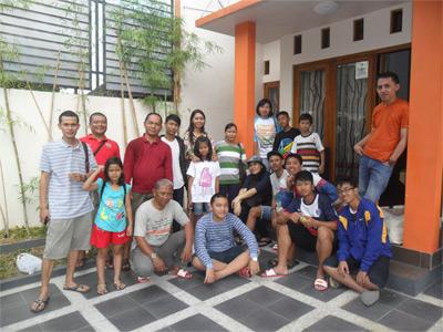 Yukkk, Luangkan waktu berlibur bersama keluarga ala Simply Homy Guest House