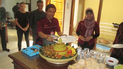 Gathering Duta Dan Merchant Simply Homy Bandung