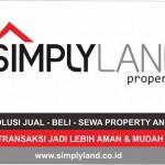 Simplyland property pilihan tepat jual – beli – sewa property anda