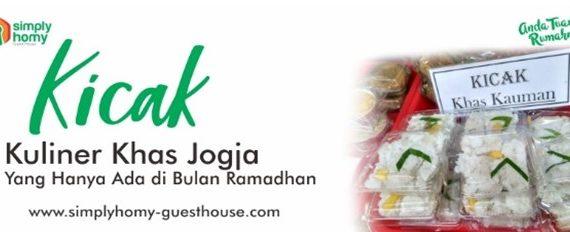 Tahukah Kamu Kalau Kuliner Khas Jogja Ini yang Hanya Ada di Bulan Ramadhan