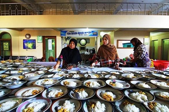 pasar kaget ramadhan di jogja