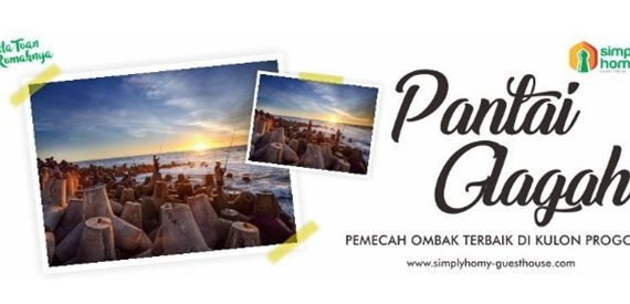 9 Keunggulan Pantai Glagah Jogja, Pemecah Ombak Terbaik di Kulonprogo