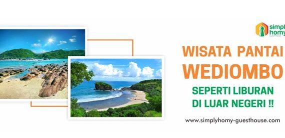Inilah 5 Keunggulan Wisata Pantai Wediombo yang seperti Liburan di Luar Negeri