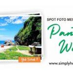 Spot Foto Menarik Di Pantai Wohkudu Gunung Kidul
