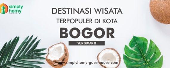 5 Destinasi Wisata Populer di Bogor