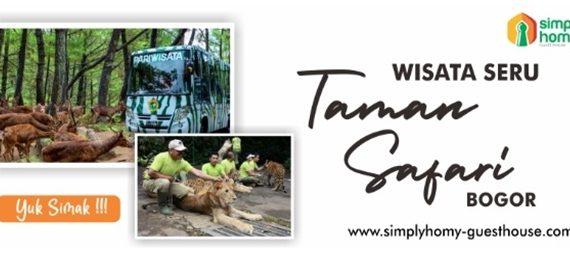 Wisata Seru di Taman Safari Bogor
