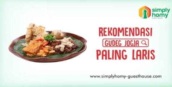 9 Rekomendasi Gudeg Jogja Paling Laris
