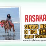 Rasakan Sensasi Berkuda Di Tiga Tempat Wisata Yogyakarta Ini